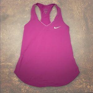Nike dry fit racer back